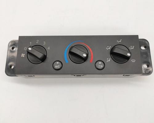 汽车空调控制器面板喷涂加工